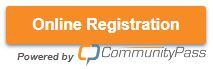 Online Registration Button Community Pass