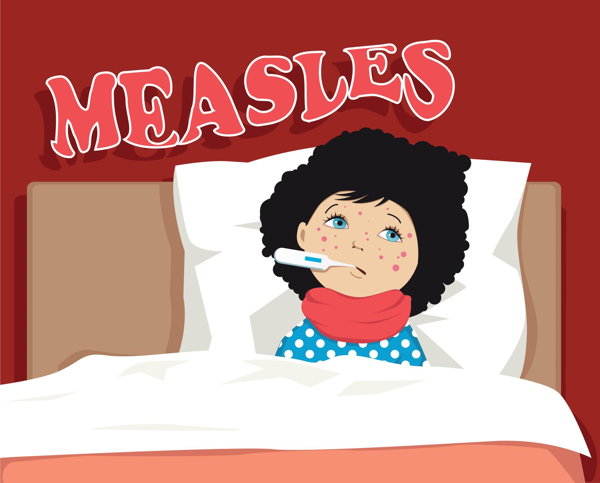 Free Measles Vaccines